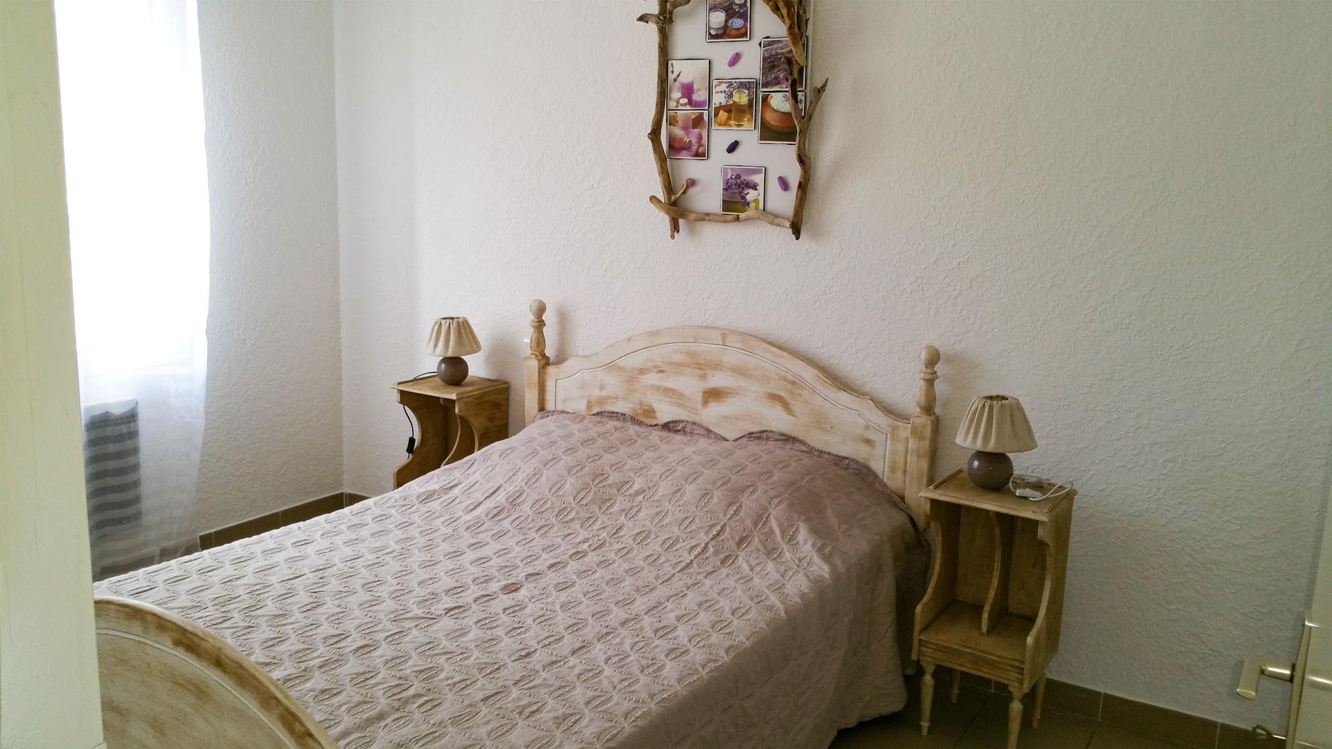 Chambre d'un appartement